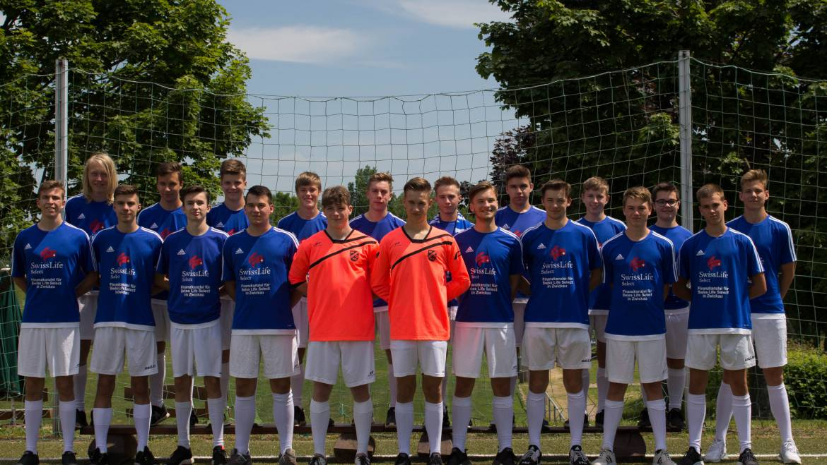A – Junioren U19  Saison 19/20
