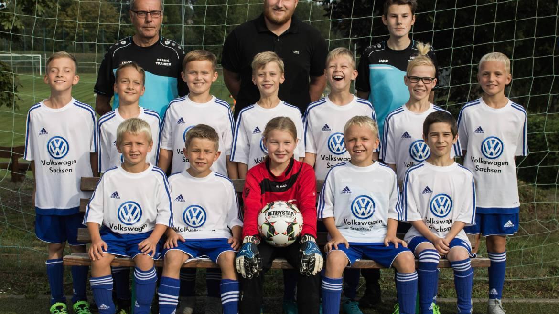 E – Junioren U11  Saison 19/20